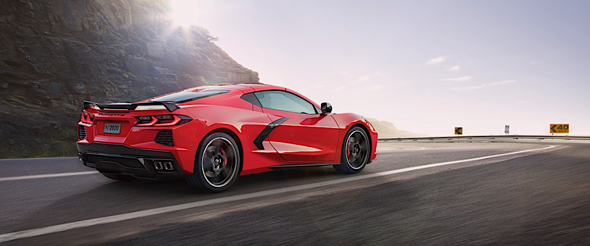 2020 Chevrolet Corvette Stingray 002