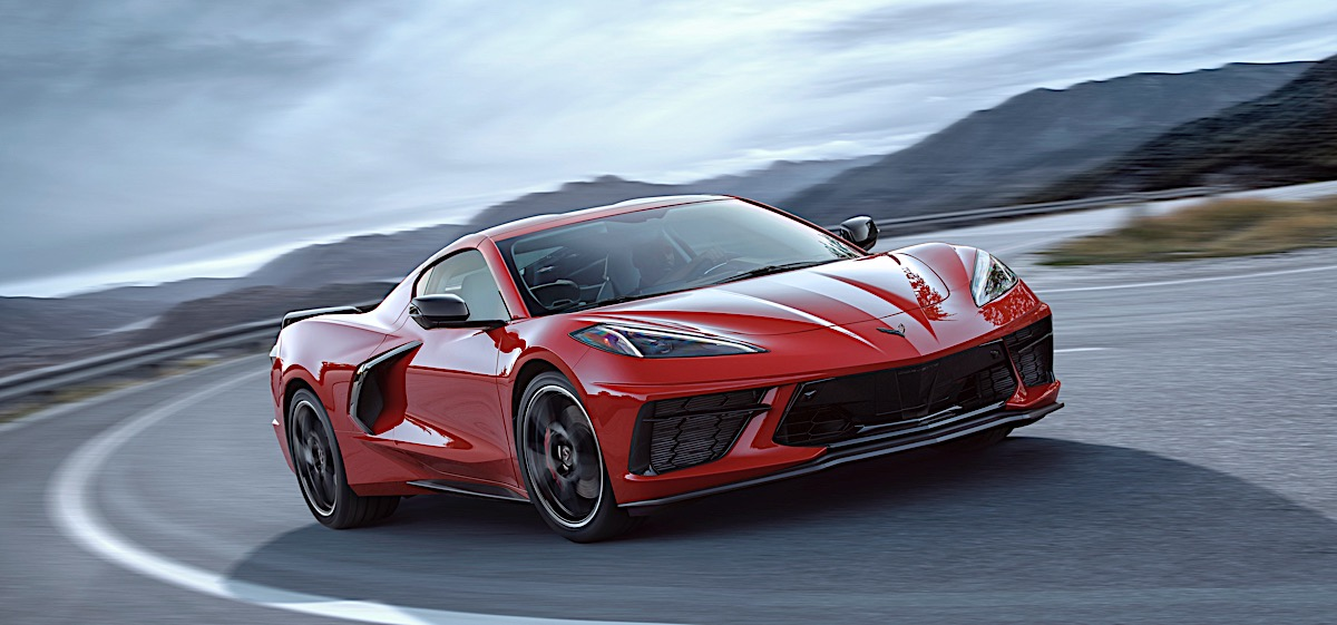 2020 Chevrolet Corvette Stingray 004
