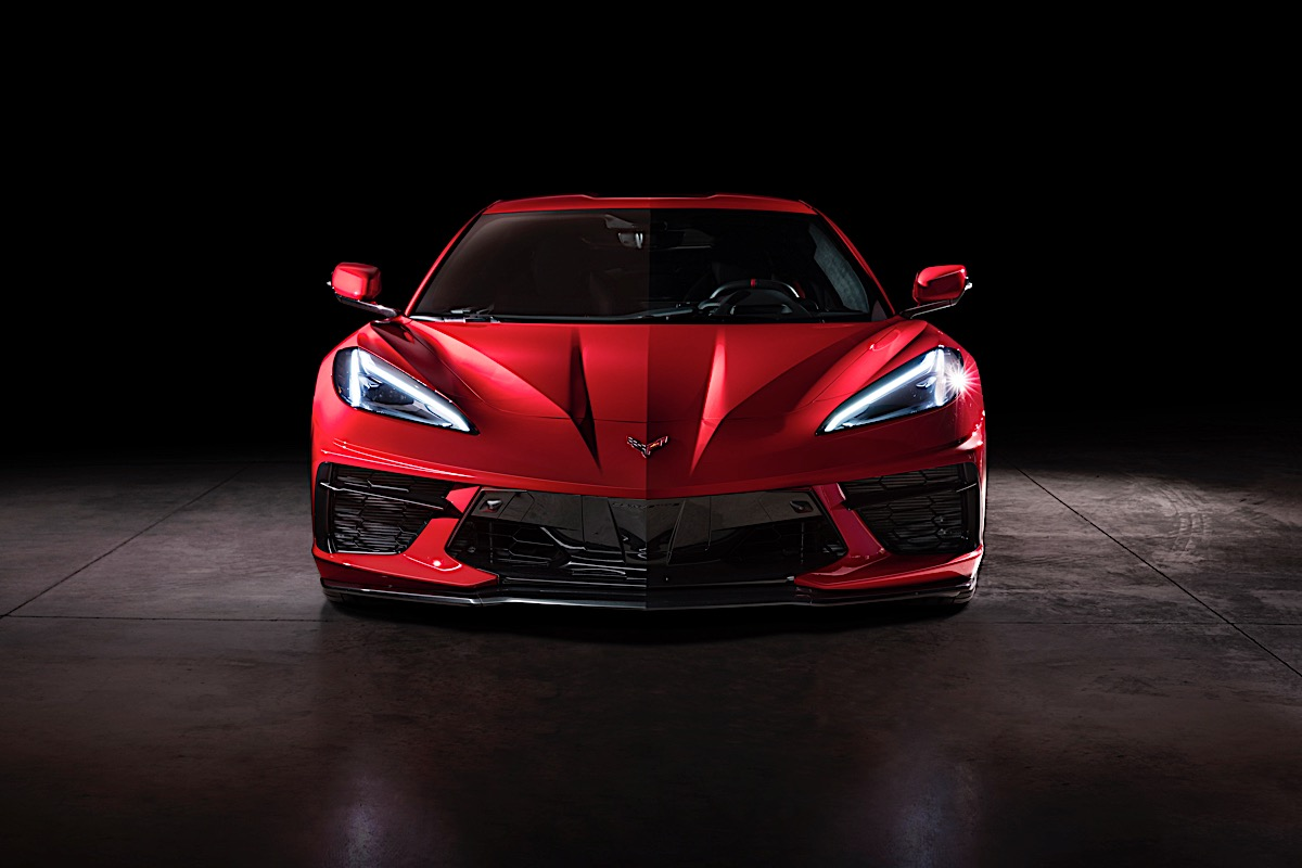 2020 Chevrolet Corvette Stingray 041