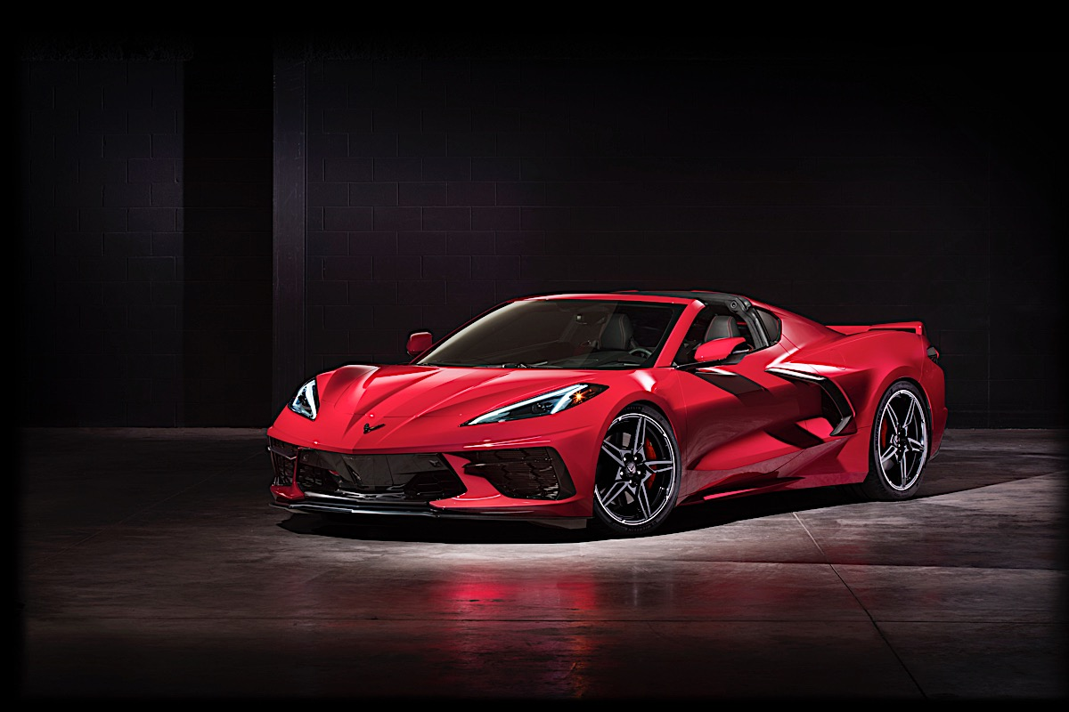 2020 Chevrolet Corvette Stingray 047