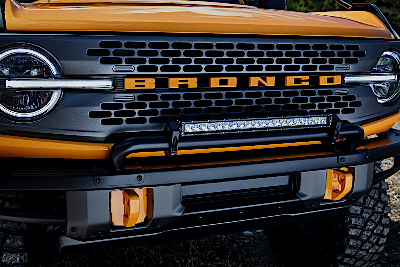 Bronco 2dr features 08