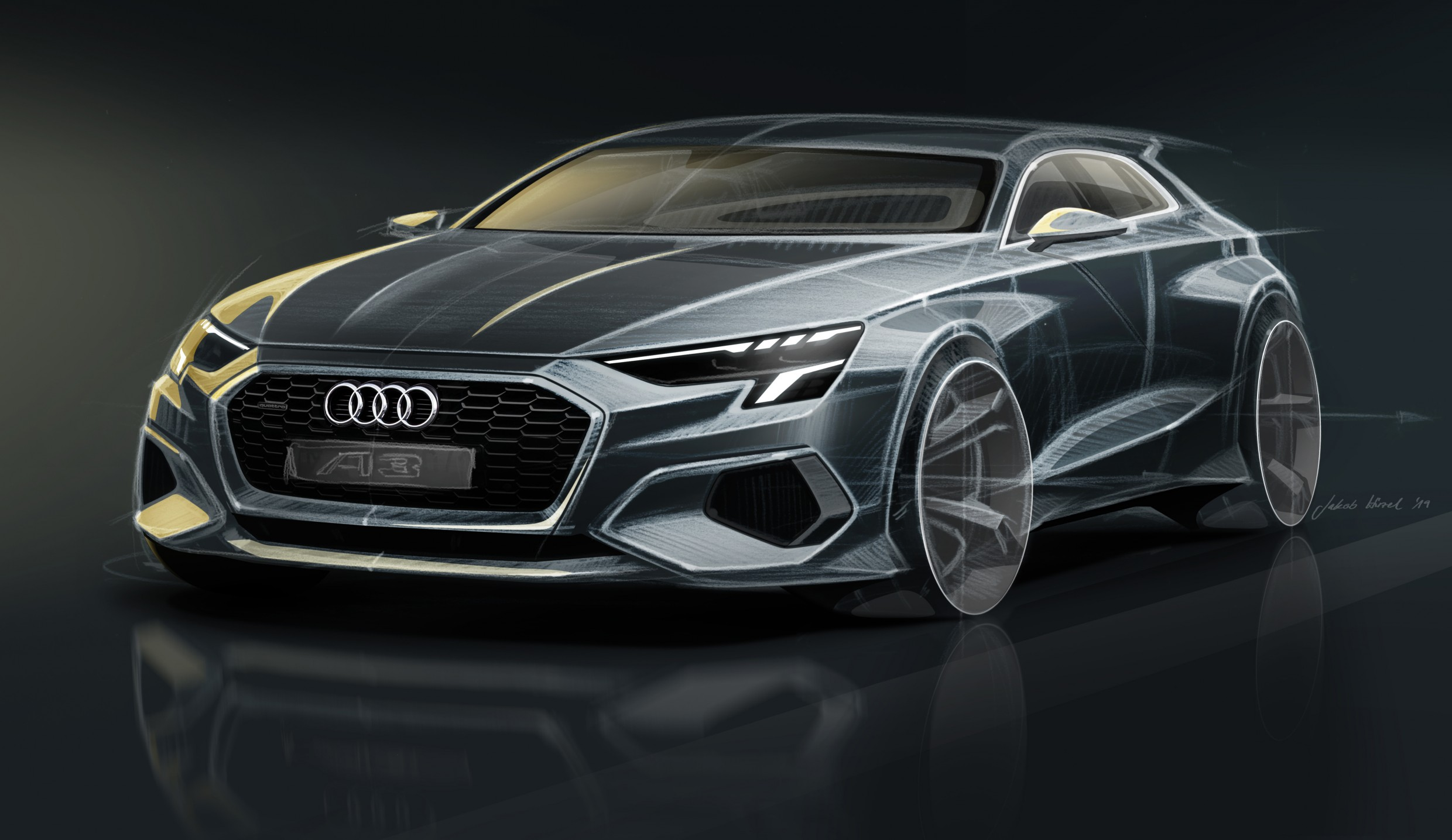 Tour the design laboratory of Audi online with Insight Audi Design medium