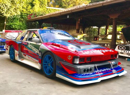 Botoneta Racing Team invade El Salvador