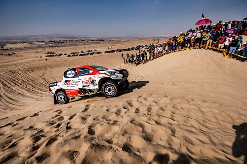 VIDEO | Lo mejor del Rally Dakar 2019, dominado de punta a punta por Toyota
