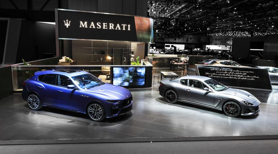 Maserati Levante: El ONE OF ONE de Allegra Antinori