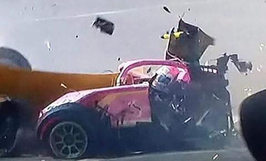 VIDEO | Terrible accidente en largada de F2 provoca la muerte del francés Anthoine Hubert