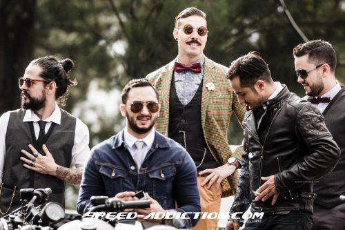 Distinguished Gentleman´s Ride Guatemala 2015