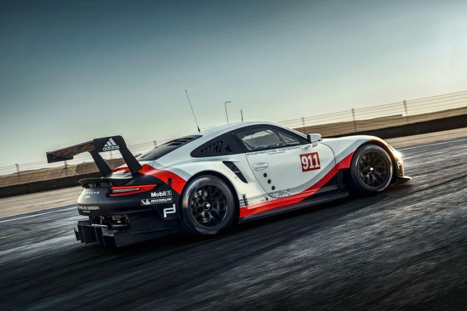 Nuevo Porsche 911 RSR para Le Mans, una verdadera joya