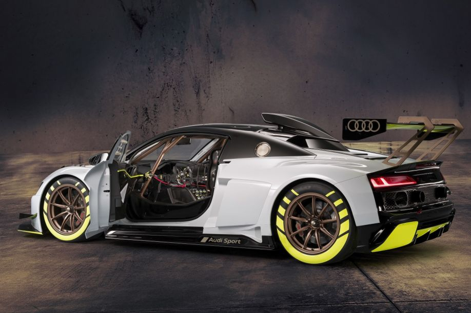 Estreno del Audi R8 LMS GT2 en el Goodwood Festival of Speed