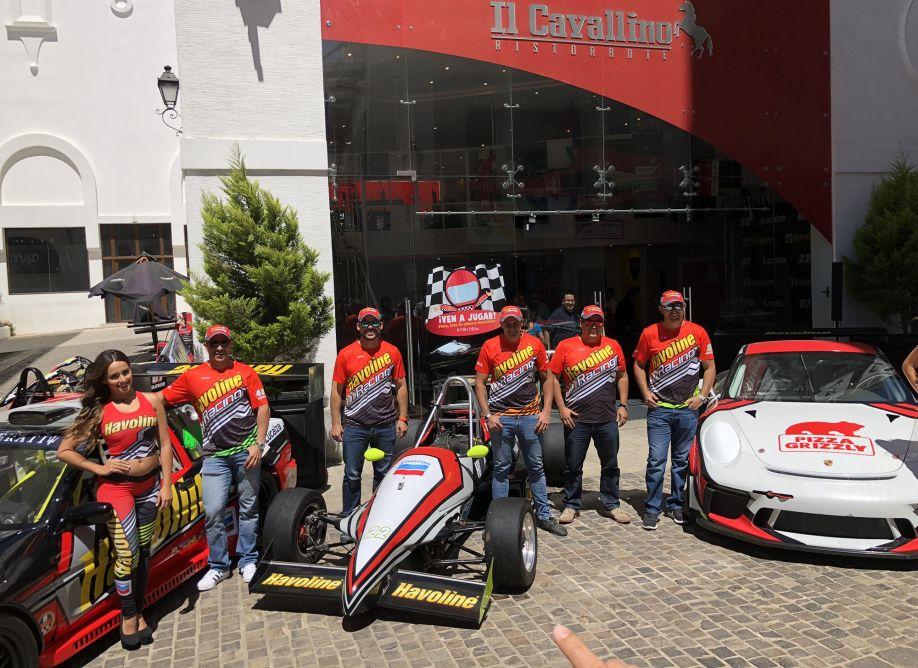 Calendario Autodromo Pedro Cofino 2019.Havoline Racing Team Presenta Su Equipo Para La Temporada 2018