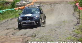 Tecnología 4 X 4 Inteligente destaca en la Nueva Duster de Renault