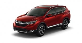 La Honda CR-V 2017 llegará con más potencia y mayor espacio