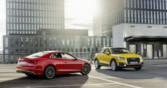 Euro NCAP: Cinco estrellas para el Audi A5 y el Audi Q2