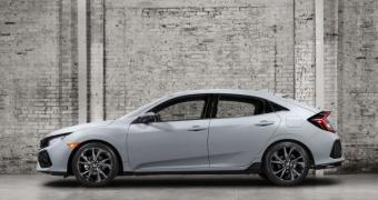 El nuevo Honda Civic Hatchback 2017 llegará pronto al continente americano