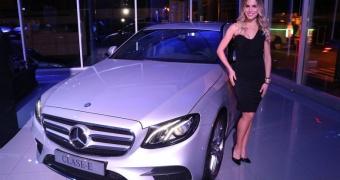 Clase-E todo un clásico de Mercedes-Benz