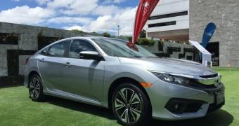 Honda presenta los totalmente renovados modelos Ridgeline y Civic