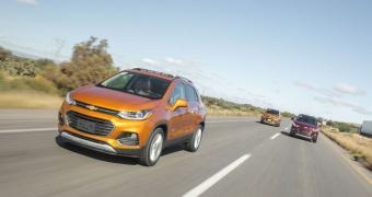La renovada Chevrolet Trax 2017 se presenta en Guatemala
