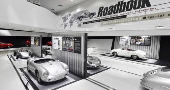 Roadbook, la Nueva exhibición especial en el Museo Porsche