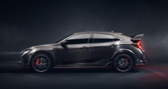 Honda Civic Type R Prototype sorprende en el Salón de París