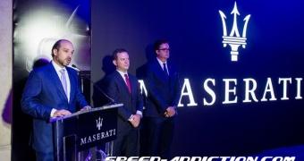 Llega a Guatemala el SUV Maserati Levante