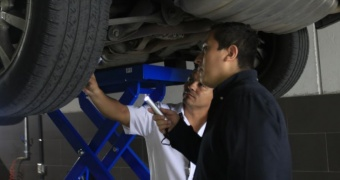 Porsche lanza una nueva bahía de recepción dialogada en Guatemala